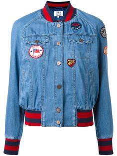 Tommy Hilfiger Jaqueta bomber jeans 'Tommy Hilfiger x Gigi Hadid'