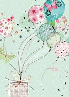 Lynn Horrabin - balloons