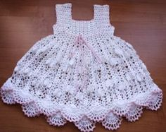 Crochet Dress PDF Pattern no 91 by Illiana on Etsy