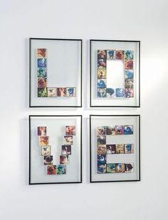 Dreamy DIY Photo Ideas & Projects DIY Foto Idee Dekoration mit Fotos und Bilderrahmen The post Dreamy DIY Photo Ideas & Projects appeared first on Fotowand ideen. home diy projects Dreamy DIY Photo Ideas & Projects Diy Photo, Polaroid Pictures Display, Polaroid Display, Display Photos, Hang Photos, Photo Projects, Diy Projects, Polaroid Foto, Mur Diy