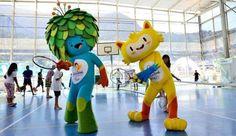Brazil Olympic Games 2016: 在2016年奥运会邮票 Lançados os Selos Postais das Olimpíad...