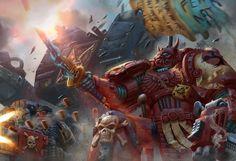 Emperor's Shadows 2 - Warhammer 40,000 Fan Art by jubjubjedi.deviantart.com on @DeviantArt