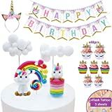 Prices may vary according to size and color selected Top of Page Real Unicorn, Unicorn Hair, Unicorn Party, Unicorn Cake Decorations, Unicorn Store, Cake Decorating, Birthday Cake, Rainbow, Pink