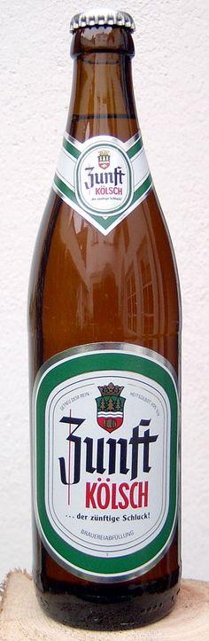 Zunft Kölsch - Erzquell Brauerei
