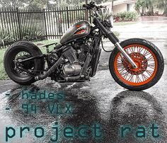 my attempt at a bobber :-) - Shadowriders