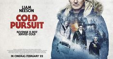 Cold Pursuit – In Theaters February Starring Liam Neeson, Laura Dern, Emmy Rossum COLD PURSUIT, an action thriller infused with irreverent humor, st. Liam Neeson, Film Movie, Hd Movies, Rocky Mountains, Colorado, Maze Runner Movie, Film Streaming Vf, Movies To Watch Online, Watch Movies