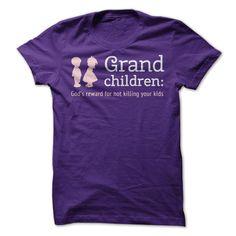 Grandchildren. Funny shirt 19$. Check this shirt now: http://www.sunfrogshirts.com/Grandchildren-t-shirt.html?53507