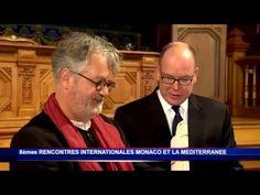 Top départ des 8èmes Rencontres Internationales Monaco et la Méditerranée / Videos / Monaco Info : Les Reportages / Chaines - MC Channel - Chaines vidéos de Monaco
