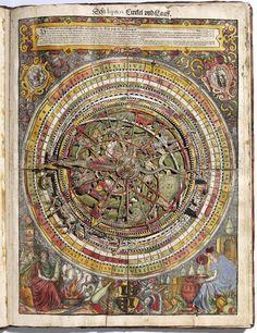 Leonhard Thurneysser: Astrolabe (1575)    The Astrolabe has movable plates of Mercury, Venus, Mars, Jupiter, Saturn and constellations.