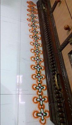 Border Rangoli Patterns