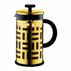 Bodum Eileen French Press Coffee Maker 34Ounce Gold Chrome >>> Continue to the product at the image link.Note:It is affiliate link to Amazon.
