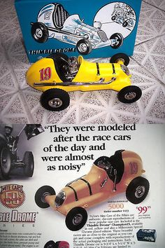 Tether Cars 168247: Td Tether Car By Nylint Nib Yellow -> BUY IT NOW ONLY: $109.99 on eBay!