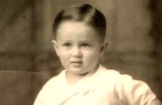 JAMES DEAN: CHILDHOOD