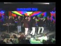 CESAR FLORES Y RICHARD MARCELL EN EL PIANO TEMA QUIERO VERLA Año 1994 E...