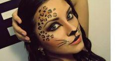 Este maquillaje es compartido de la página : facebook.com/Bloody Candy Make-up Artist, un perfecto además sencillo maquillaje de felina en ...