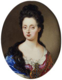 Charles Boit Title Deutsch: Kurfürstin Anna Maria Luisa de' Medici Date1700