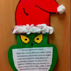 Learning English With Michelle Esl How The Grinch Stole Christmas Lesson Plans Middle School Ori