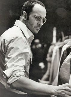 Tom Ford: the man who brought back classic elegance to fashion.