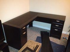 Popular Ikea L Shaped Desk                                                                                                                                                                                 More