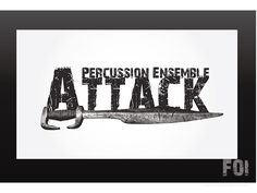 Percussion Ensemble Attach