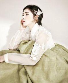 한복 Hanbok : Korean traditional clothes[dress] | #ModernHanbok by MyohoDane