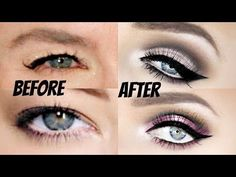 The ULTIMATE Cut-Crease Tutorial for Hooded Eyes!! (VERY IN DEPTH!!)