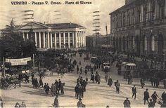 Verona - Fiera di Marzo - 1924