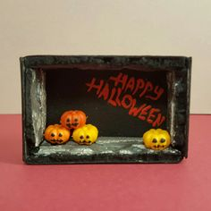 """""""Happy Halloween"""" bei Minis in the Box"""