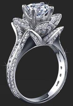 Que tal si pinean este anillo a su pareja?