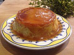 Flan de huevo a la naranja. | Cocina