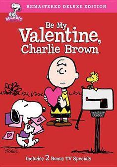 Be My Valentine, Charlie Brown [videorecording (DVD)]