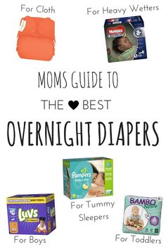 Looking for the best overnight diapers? Here are 10 absorbent and affordable overnight diapers to help your baby sleep through the night. Lamaze Classes, Baby Kicking, Third Baby, After Baby, Baby Arrival, Pregnant Mom, First Time Moms, Baby Hacks, Baby Tips