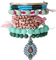 Samantha Wills bracelet set / サマンサ ウィルズ STOLEN TIME ブレスレットセット - shopsytle.co.jp