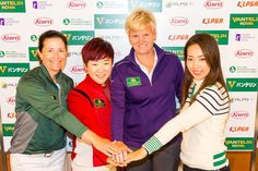 LET Team Upbeat Ahead of Opening Day  Ladies European Tour Team Captain Trish Johnson is looking forward to the opening day of The Queens presented by Kowa after the first round draw produced some intriguing four-ball matches.  Johnson has selected English duo Florentyna Parker and Georgia Hall to open proceedings for Europe against the Japanese captain Ritsuko Ryu and Kotone Hori of the JLPGA Team in the first of Fridays eight matches at 9am.   Johnson will be hoping that experience gives…