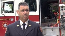 Vancouver firefighters reprimanded for sexist prank | CTV British Columbia News
