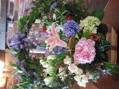 mothers day arrangement  mfdesigns