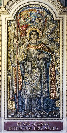 St Joan of Arc, via Flickr.
