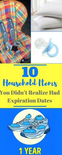 10 Household Items You Didn't Realize Had Expiration Dates, life hacks