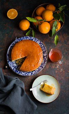 orange & campari cak