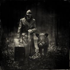 "Fine Art - 1st Place Winner (Professional): ""Lost"" by Alex Timmermans (Netherlands)"