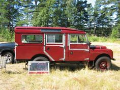 Land Rover 107 inch Series I Station Wagon