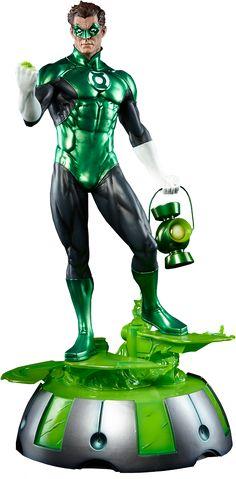 DC Comics Green Lantern - Hal Jordan Premium Format(TM) Figu | Sideshow Collectibles