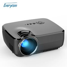 G90 Video Projector Full HD Home Theater LED and LCD