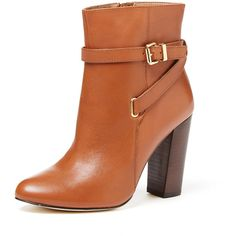 Ava & Aiden Mackenzie High Heel Boot ($49) ❤ liked on Polyvore featuring shoes, boots, side zipper boots, knee high heel boots, synthetic boots, side zip boots and faux boots