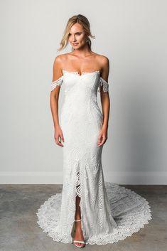 "Grace Loves Lace 2017 ""Elixir"" bridal collection PALOMA"