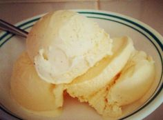 Evaporated milk, icing sugar, vanilla extract: This is such a simple recipe that comes out soft and fluffy like from store bought ice cream! Plus it doesn't involve a ice cream maker or vigorously shaking a bag of ice for 10 minutes!