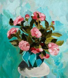 Camellias....Laura Jones