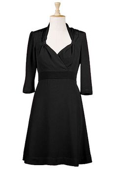 eShakti...  Love this site!  You can customize hundreds of dresses (length, sleeves, etc. - even tailor the dress to your exact measurements!)  Awesome prices - $55 for the dress shown.  Lots of cute summer prints.
