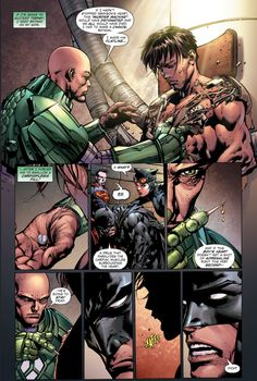 how lex luthor saved nightwing from the murder machine Lex Luthor, Nightwing, I Am Batman, Superman, Dc Comics, Geoff Johns, Dc World, Dc Comic Books, Batman Family