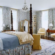 [Blog] How to Design an Alluring Bedroom with Aubusson Rugs